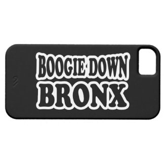 Boogie abajo Bronx, NYC iPhone 5 Funda