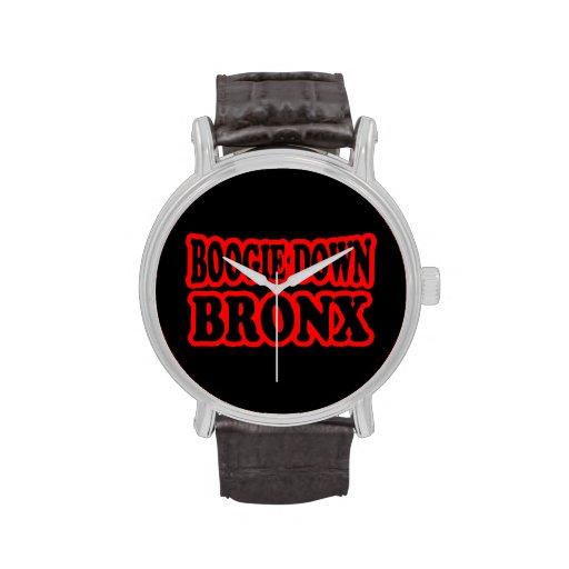Boogie abajo Bronx Reloj