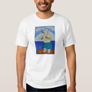 Boogie Board Bear T Shirt
