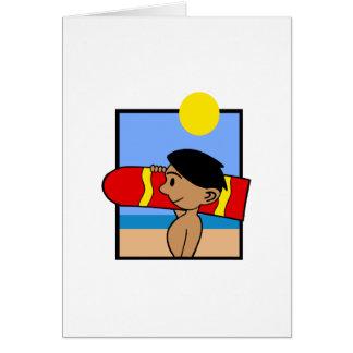 Boogie Board Card