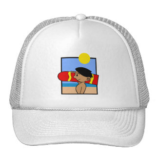 Boogie Board Trucker Hat