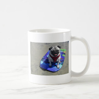Boogie Board Puggy Coffee Mug