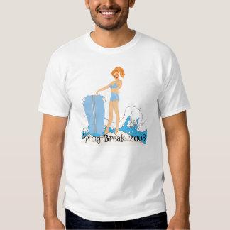 Boogie board T copy, Spring Break 2008 T-shirt