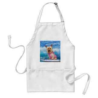 Boogie Boarding Adult Apron