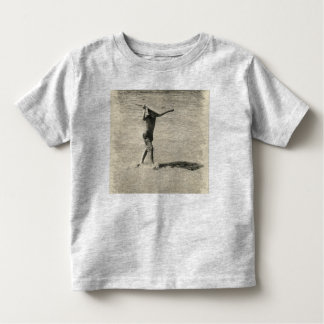 Boogie Boarding Toddler T-shirt