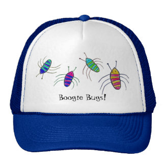 Boogie Bugs! Hat
