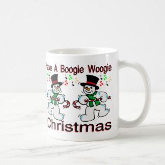 Boogie Christmas Coffee Mug