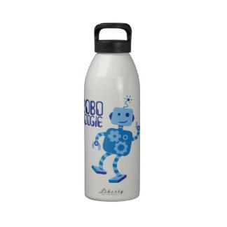Boogie de Robo Botella De Beber