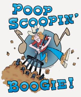 ¡Boogie de Scoopin del impulso! Señoras 3/4 raglán Camiseta