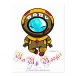 Boogie del bebé - buceador del vapor postal