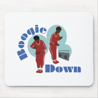 Boogie Down Boys Mouse Pad