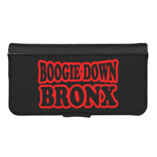 Boogie Down Bronx, NYC iPhone SE/5/5s Wallet