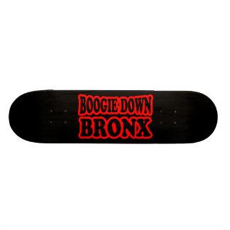 Boogie Down Bronx, NYC Skateboard Deck