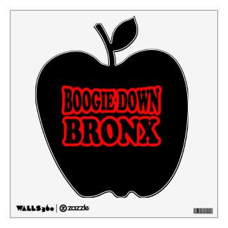 Boogie Down Bronx, NYC Wall Sticker