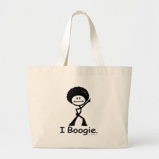 Boogie Large Tote Bag