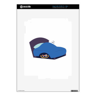 Boogie Man Skins For The iPad 2