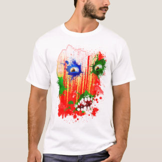 Boogie man white T-Shirt