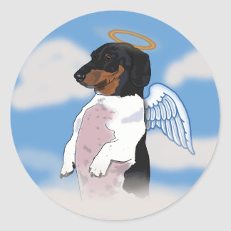 Boogie the Angel Stickers