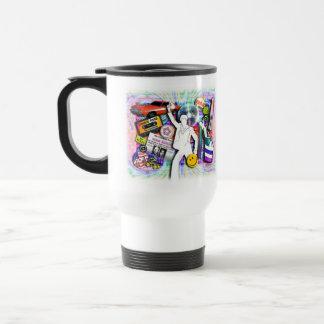 Boogie Travel Mug