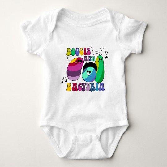 Boogie with Bacteria Baby Bodysuit