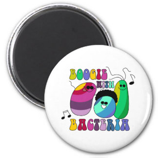 Boogie with Bacteria Magnet