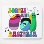 Boogie with Bacteria Mouse Mat