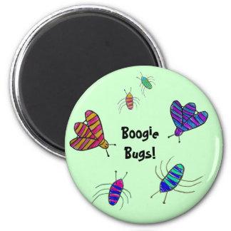 BoogieBugs! Magnet