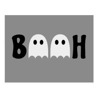 Booh Ghosts Postcard