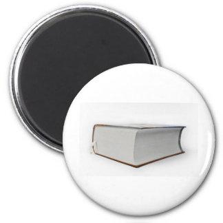 book 2 inch round magnet