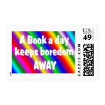 Book a Day Stamp