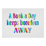Book a Day - Starting at $11.80 Poster