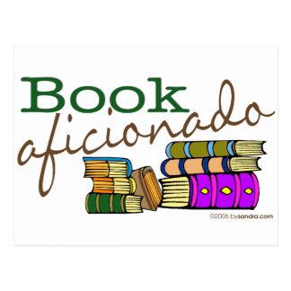 Book Aficionado Postcard