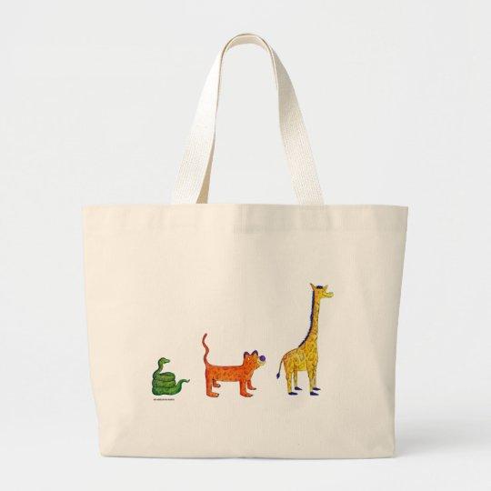 Book Animals Bag