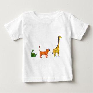 Book Animals Toddler's Shirt