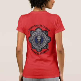 Book Art by K.D. Kromminga--Monster Who Would Be T-Shirt