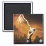 book art refrigerator magnet