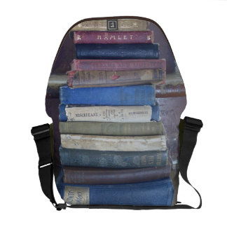 Book Back Courier Bag