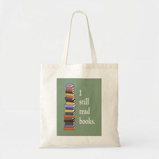 Book Bag - I Still Read Books