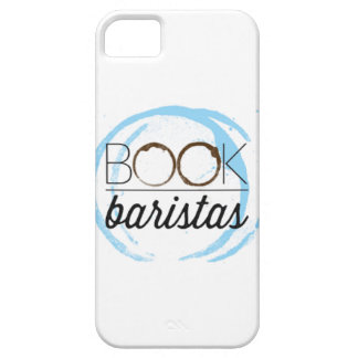 Book Baristas iPhone 5/5s case (blue)