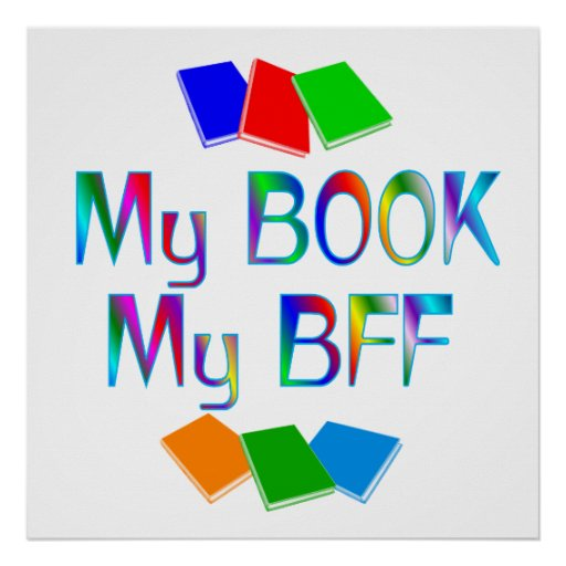 Book BFF - Starting at $11.80 Poster