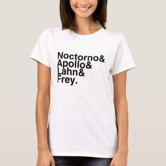 Book Boyfriend- Noctorno, Apollo, Lahn, Frey T-Shirt