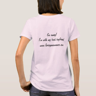 Book boyfriend t-shirt XL