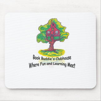 Book Buddies Outfitters Mouse Pad