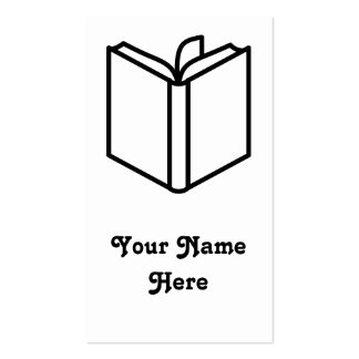 Book Business Card