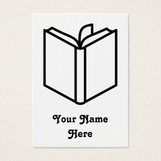 Book Business Card
