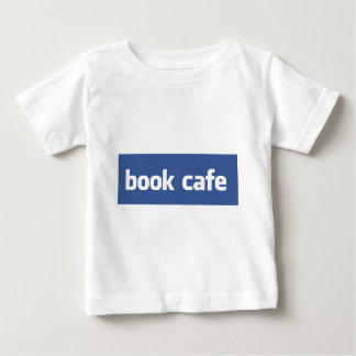 book cafe baby T-Shirt