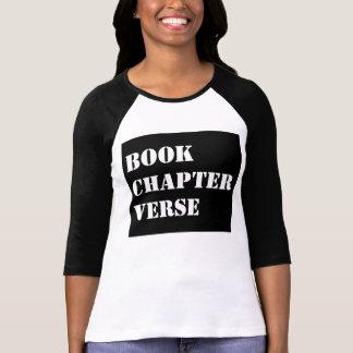 BOOK CHAPTER VERSE T-Shirt