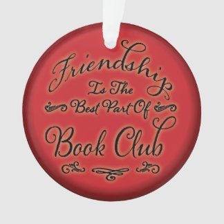 Book Club / Book Group Friendship Ornament