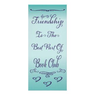 Book Club - Friendship Rack Card