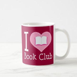 Book Club I Love Gift Mug